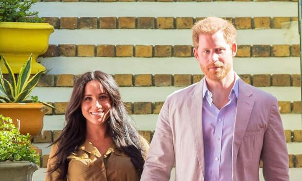 Принц Гарри раскрыл подробности тайного свидания с Меган Маркл в супермаркете