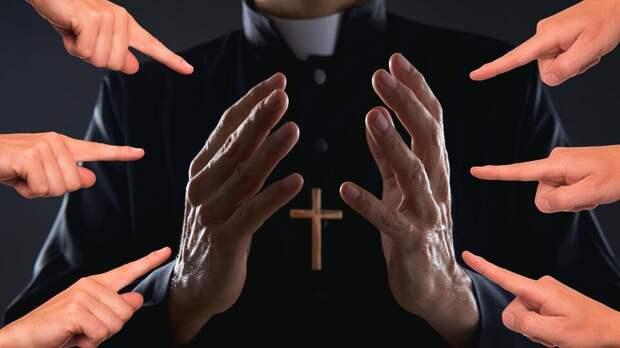 12.10.21==Лоббисты содомии предъявили лживые обвинения католикам Франции