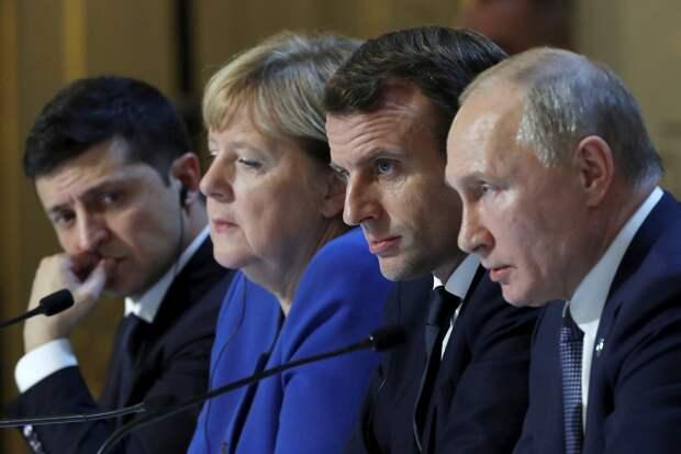Тука пересказал разговор Меркель с Макроном об Украине как «дурдоме»