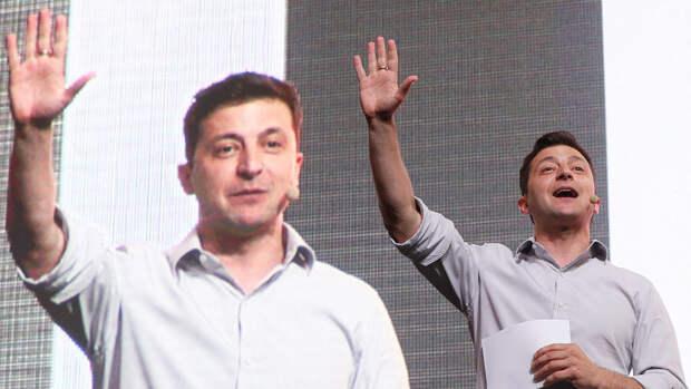 Зеленский впервые как президент посетил Донбасс