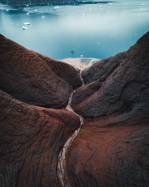 Пейзажи, захватывающие дух: невероятная красота Исландии (22 фото)