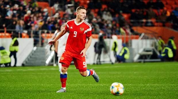 УРоссии очень крутая молодежка. Разгромила Эстонию 5:0, Чалов забил 1-й гол вотборе
