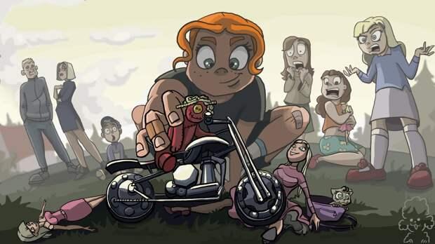 Как сериальная анимация для взрослых стала новым трендом?