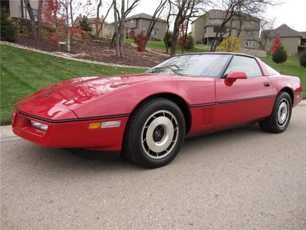 1984 Chevy Corvette американские авто, масл-кар, мускул-кар