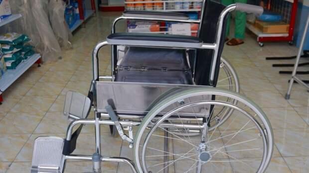 Аппарат МРТ засосал женщину на инвалидном кресле в Одессе