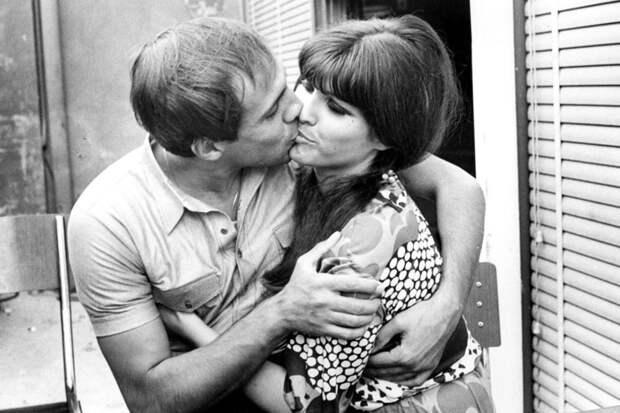 151 Адриано Челентано и Клаудия Мори: 50 лет вместе