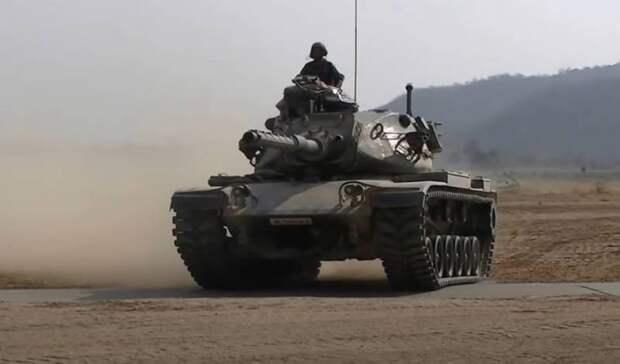 Западный обозреватель: На случай войны Китая против Тайваня у последнего есть преимущество в танковой составляющей