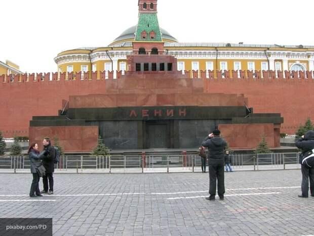 Тело Ленина предложили захоронить на его исторической родине