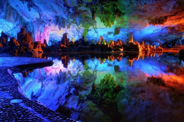 25 загадочных мест сюрреалистической природы красота, природа, сюрреализм