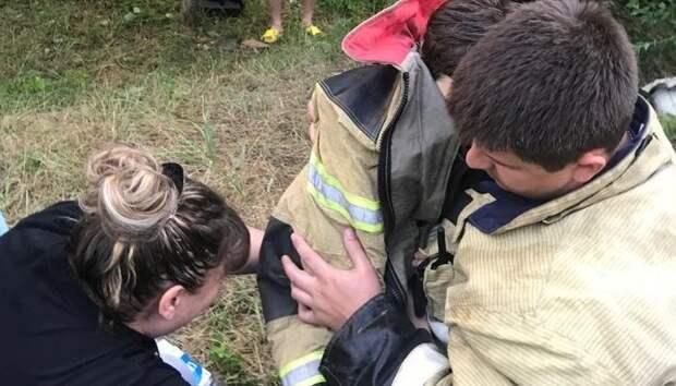 За падение ребенка в люк в Симферополе ответят коммунальщики