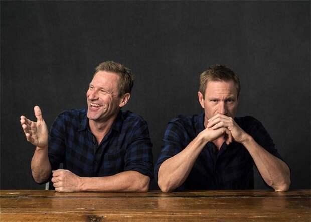 Фотограф показал публичные образы голливудских знаменитостей в сравнении с ними настоящими