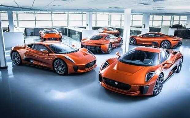 Фирма Jaguar отказалась от суперкара в пользу электричества