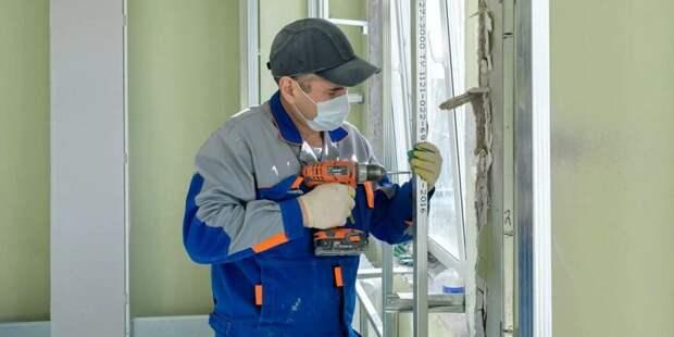 В многоквартирных домах возобновляется капитальный ремонт. Фото: mos.ru