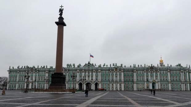 Зимний дворец Петербурга оказался одним из самых популярных среди туристов