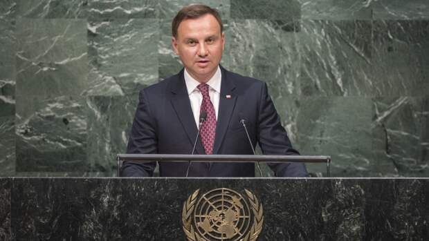 Президент Польши направил Путину телеграмму после трагедии в Казани