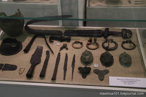 Прусский музей в Калининграде