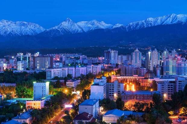 Город Алматы (источник:  startour.ru)