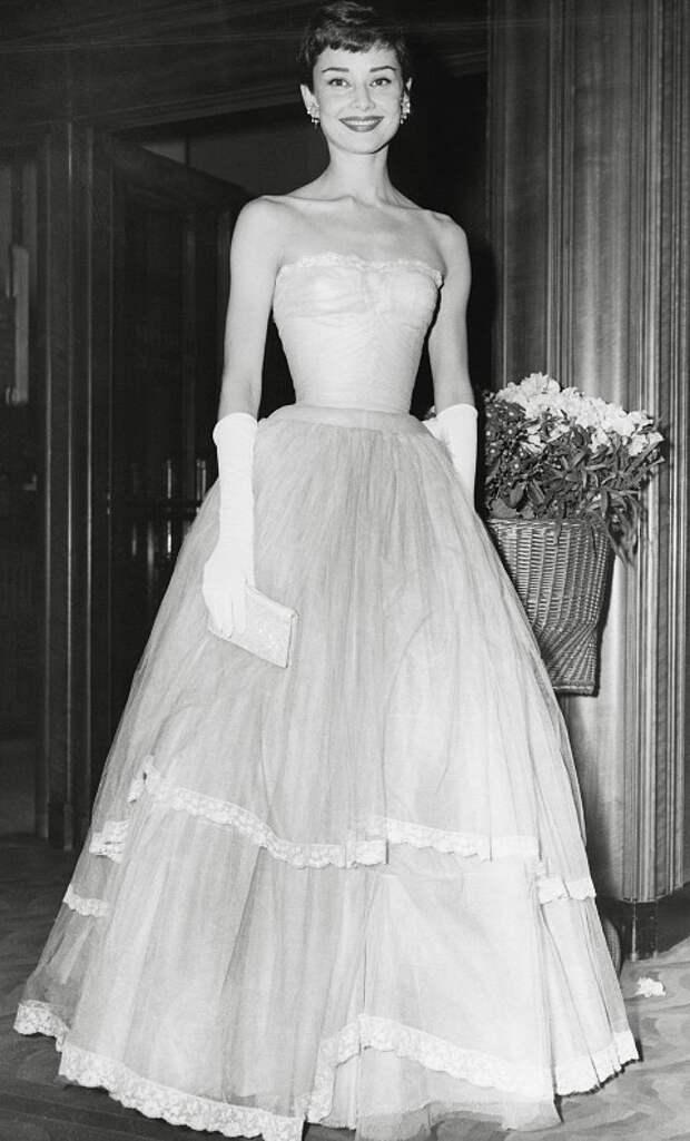 Одри Хепберн была поклонницей &...