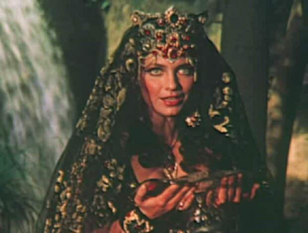 Наталья Лапина. Королева советского кино 80-ых.