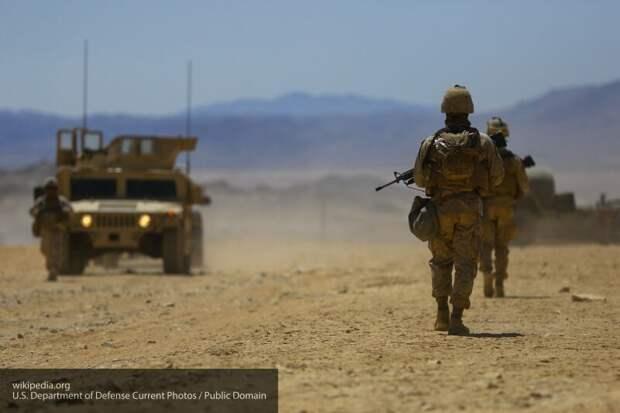 Российские военные вынудили США сменить тактику патрулирования в Сирии