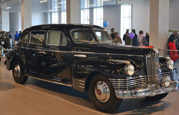 Самая дорогая машина в мире: на чем ездил Сталин?