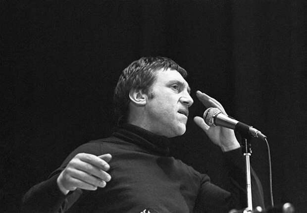Спорт в биографии Владимира Высоцкого