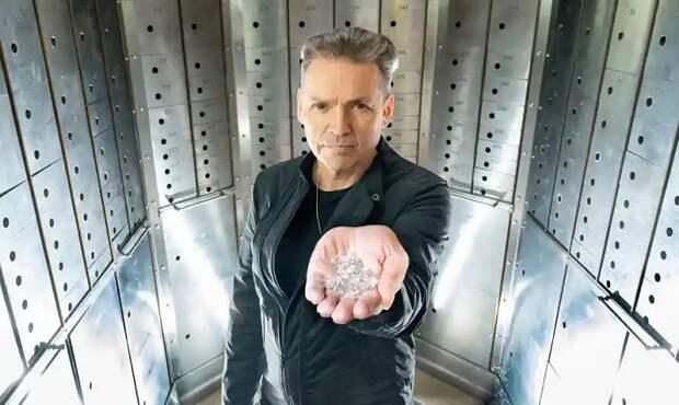 Производить алмазы из воздуха начали в Великобритании