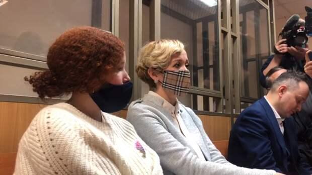 Ростовская активистка Анастасия Шевченко прокомментировала свой приговор