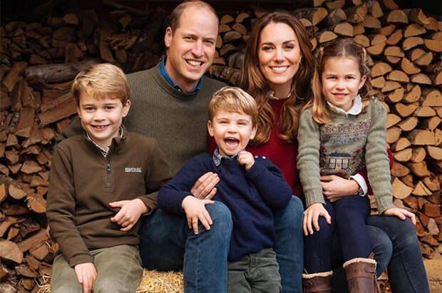 """Кейт Миддлтон рассказала, что их с Уильямом дети не всегда охотно фотографируются: """"Мамочка, прекрати"""""""