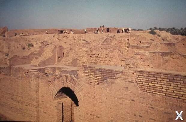 Вавилон: взлёт и падение легендарного города