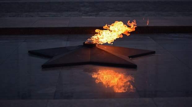В Симферополе на сутки погасят «Вечный огонь»
