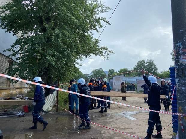 Уголовное дело возбуждено по факту хлопка газа в доме на улице Светлоярской