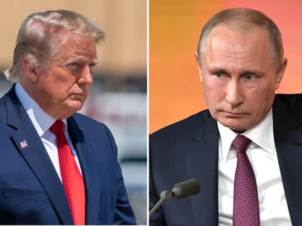 Трамп лишает Россию героического прошлого, а Путин обещает героическое будущее
