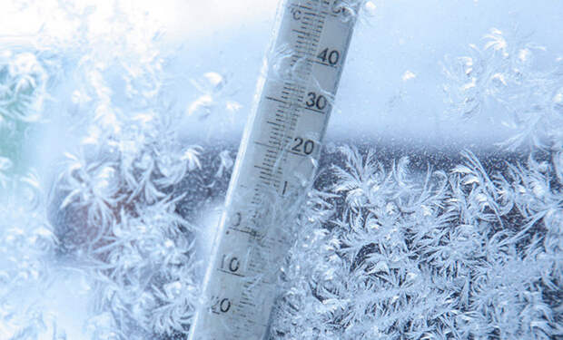 Температура может подняться до десятков тысяч градусов, но не может опуститься ниже 273