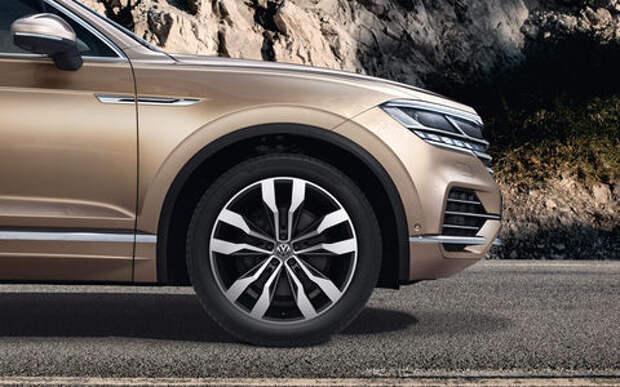 Автомобили Volkswagen продолжают дорожать
