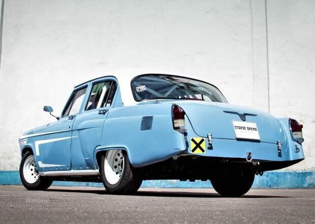 20 советских автомобилей с шикарным тюнингом автомобили, машины, советские авто, тюнинг