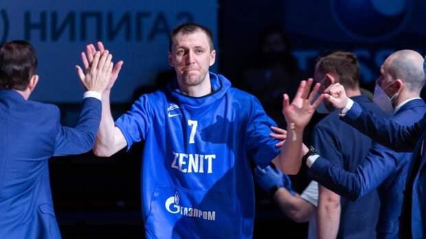 Соперником «Зенита» в полуфинале плей-офф Единой лиги ВТБ станет ЦСКА