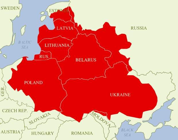 «Великая Польша» – высокий барьер между Россией и Германией
