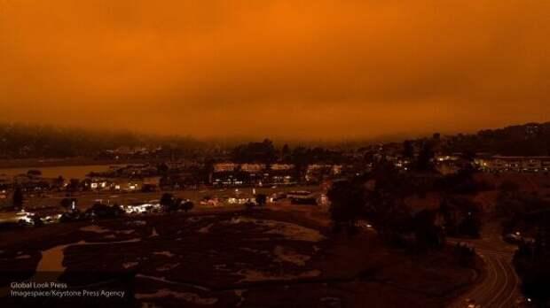 Минимум 28 человек погибли в результате лесных пожаров в США