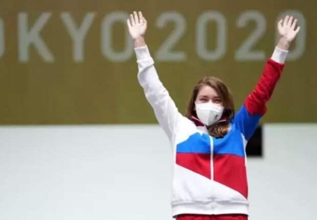 Русская заставила признать Крым на Олимпиаде в Токио