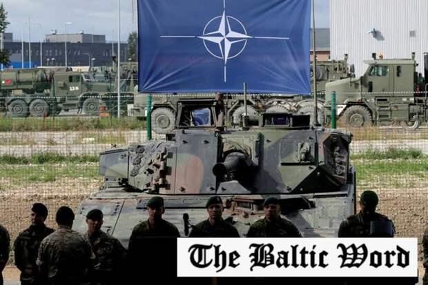 Baltic Word: других «героев» для Балтии у альянса нет