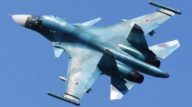 Российские Су-34 доказали способность работать в Арктике в условиях экстремально низких температур
