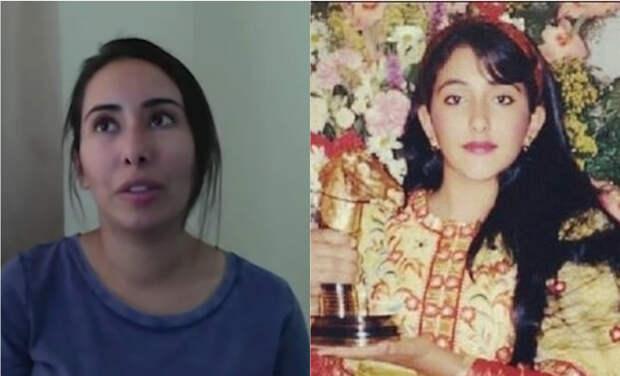 Дочь скандального эмира Дубая Латифа написала письмо с просьбой расследовать ее с сестрой похищение