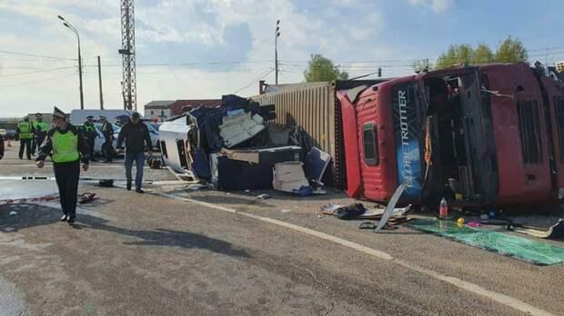 Дело возбуждено по факту ДТП с микроавтобусом в Смоленской области
