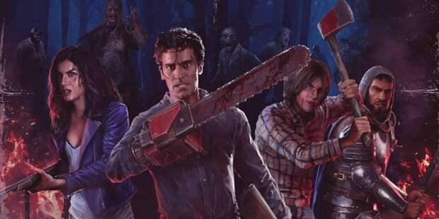 Игровая индустрия - Трейлер экшена Evil Dead: The Game