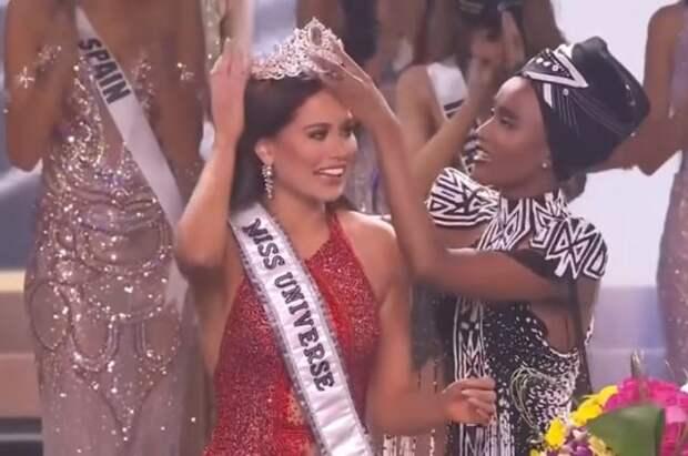 Титул «Мисс Вселенная-2020» завоевала представительница Мексики