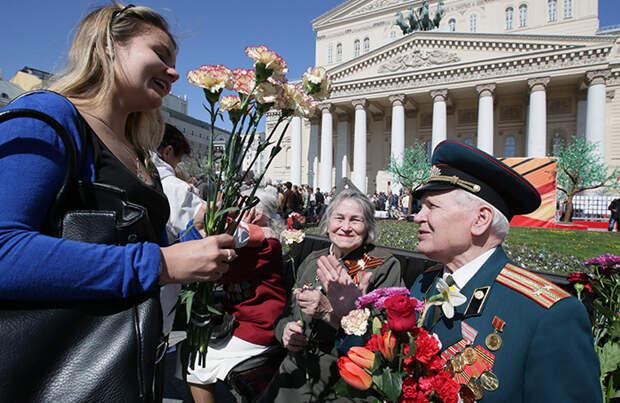 Опрос: День Победы — главный праздник для россиян