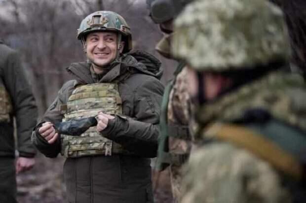 «Инвестиция во вступление Украины в НАТО» – высочайший цинизм украинского президента
