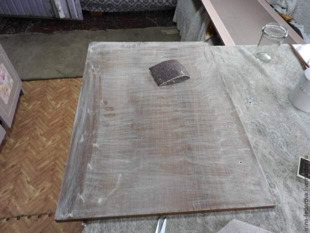 переделка стола