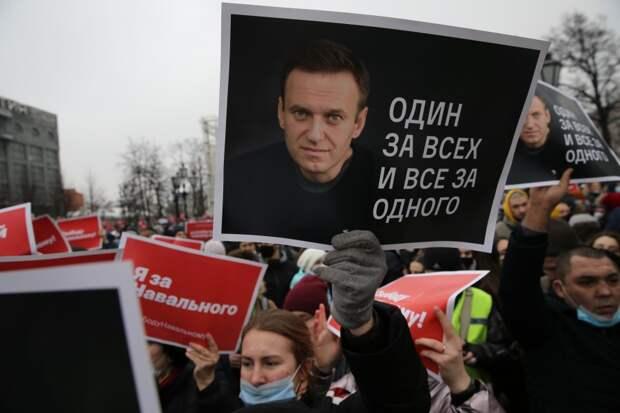 Что происходит с Навальным?